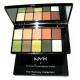 Paleta Nyx Eye Shadow ESP10C08 10 Colors Versus