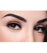 Olhos e Sobrancelha