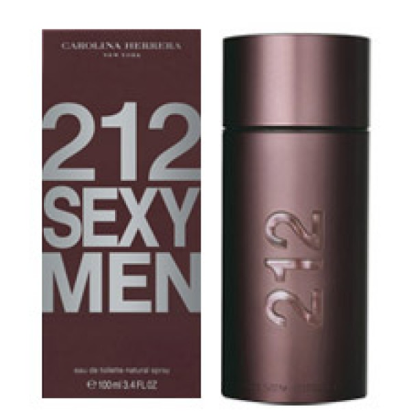 ce594f5de Carolina Herrera - 212 Sexy Men Perfume Masculino EDT 100ML