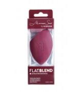 Mariana Saad Flat Blend - Esponja de Maquiagem Vinho