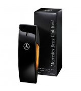Black Mercedes Benz Perfume Masculino - Eau de Toilette - 100ml