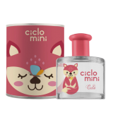 Ciclo Colônia Raposete Mini Feminina 100ml