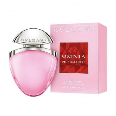 BVLGARI Omnia Pink Sapphire Feminino Eau de Toilette -25ml