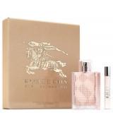 Burberry kit Brit Rhythm Floral Feminino Eau de Toilette 50ml + Travel Size 7,5ml
