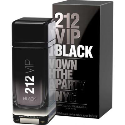 Carolina Herrera 212 Vip Black Masculino Eau De Parfum 100ml
