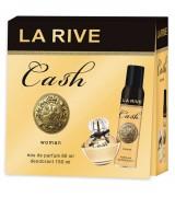 La Rive Cash Woman Kit - Eau De Parfum 90ml + Desodorante 150ml