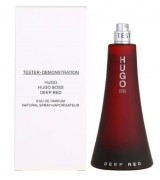 Hugo Boss Deep Red - Feminino 90ml Tester EDP