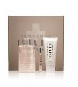 Burberry kit  Brit Rhythm Floral For Her (Perfume EDT 90ml + Body Lotion 75ml + Pulse Spray 7,5ml)