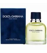 Dolce & Gabbana Pour Homme Masculino Eau de Toilette 125ml