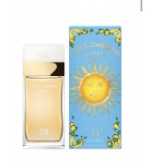 Light Blue Sun Dolce & Gabbana Eau de Toilette - Perfume Feminino 50ml