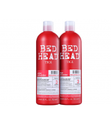 Kit Shampoo 750ml + Condicionador 750ml  Urban Antidotes Resurrection