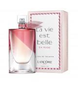 La Vie Est Belle En Rose Lancôme Eau de Toilette - Perfume Feminino 100ml