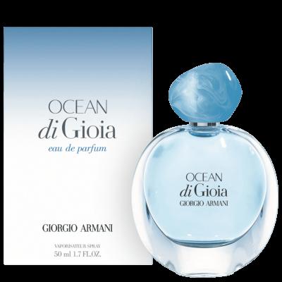 Ocean di Gioia Giorgio Armani Feminino Eau de Parfum 50ml