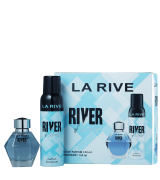 River of Love La Rive Feminino - Eau de Parfum 100ml + Desodorante 150ml
