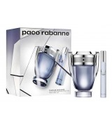 Paco Rabanne Invictus Edt 100ml + Travel Spray 20ml