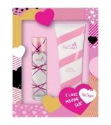 Kit Aquolina Pink Sugar, perfume 100ml e creme corporal 250ml
