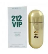 TESTER- 212 VIP Carolina  Herrera Fem EDP  80ML