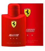 Ferrari Scuderia Ferrari Red Perfume Masculino - Eau de Toilette - 125ml