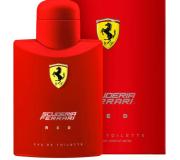 Ferrari Scuderia Ferrari Red Perfume Masculino - Eau de Toilette - 75ml